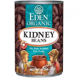 9. Kidney Beans Canned