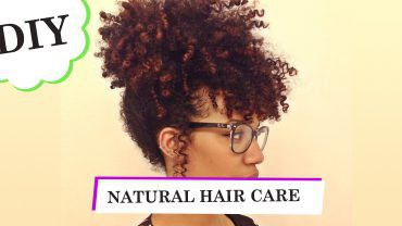 Natural Hair Care ROUTINE Tips for Healthy Hair