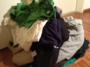 Throw Out Clothes You Don't Love