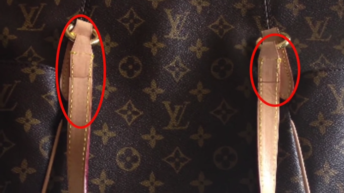 Fake Louis Vuitton